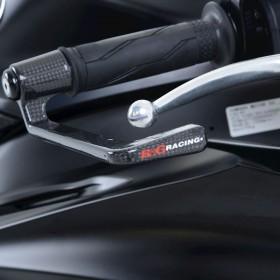 Protection de levier de frein R&G RACING - carbone Triumph