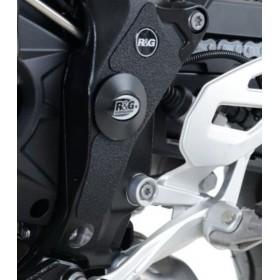 Insert de cadre gauche R&G RACING - noir BMW S1000XR