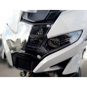 Ecran de protection feu avant R&G RACING - translucide BMW R1250RT