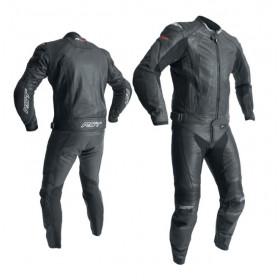 Pantalon RST R-18 CE cuir été noir taille 3XL homme