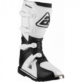 Bottes ANSWER AR1 blanc taille 47