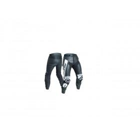 Pantalon RST Tractech Evo R CE cuir été blanc taille 3XL homme