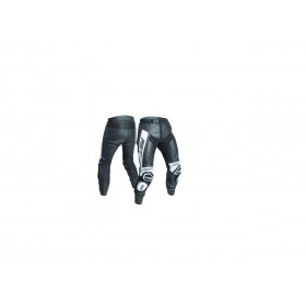 Pantalon RST Tractech Evo R CE cuir été blanc taille L homme
