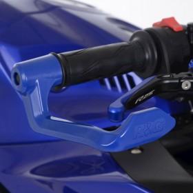 Protection de levier de frein R&G RACING - bleu
