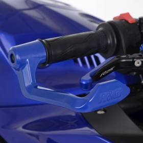 Protection de levier de frein R&G RACING - bleu Ducati Multistrada V4