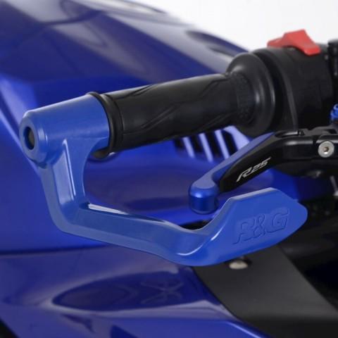 Protection de levier de frein R&G RACING - bleu Aprilia RS660