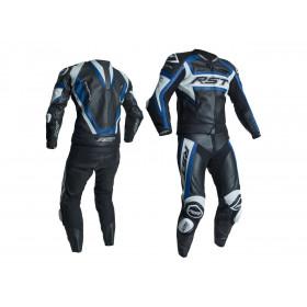 Pantalon RST Tractech Evo R CE cuir été bleu taille S homme