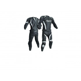 Pantalon RST Tractech Evo 3 CE cuir été blanc taille 3XL homme