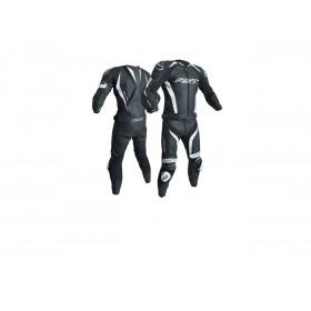Pantalon RST Tractech Evo 3 CE cuir été blanc taille L homme