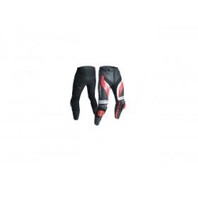 Pantalon RST Tractech Evo 3 CE cuir été rouge taille L homme