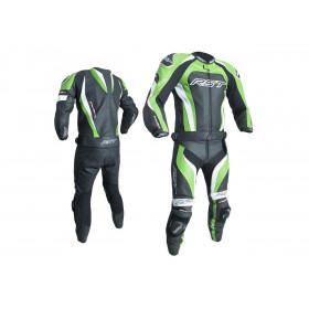 Pantalon RST Tractech Evo 3 CE cuir été vert taille XL homme