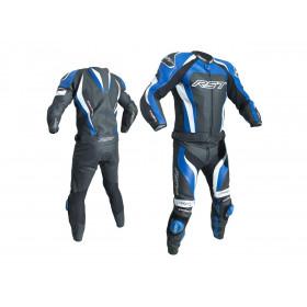 Pantalon RST Tractech Evo 3 CE cuir été bleu taille S homme