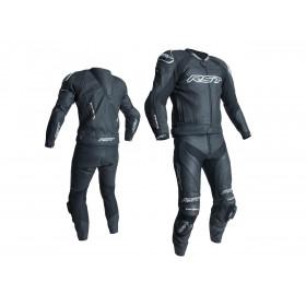 Pantalon RST Tractech Evo 3 CE cuir été noir taille S homme