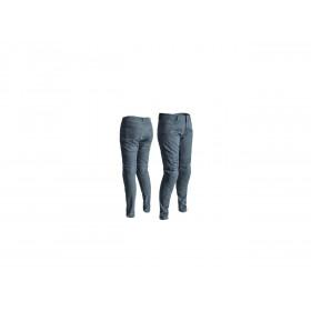 Pantalon RST Ladies Aramid Skinny Fit textile été gris taille XL femme