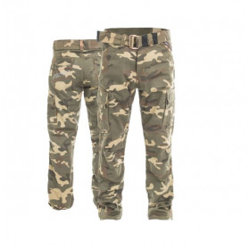 Pantalon RST Aramid Cargo textile été Camo taille XXL homme