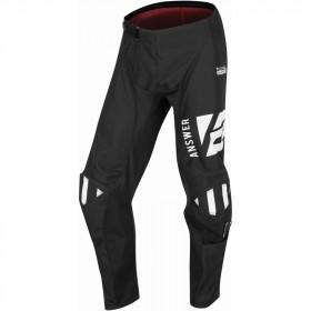 Pantalon ANSWER A22 Syncron Merge noir/blanc taille 40
