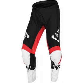 Pantalon ANSWER A22 Arkon Octane noir/rouge taille 42