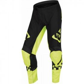 Pantalon ANSWER A22 Arkon Octane jaune fluo/noir taille 28