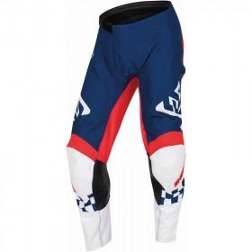 Pantalon ANSWER A22 Arkon Octane bleu/blanc taille 42