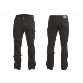 Pantalon RST Aramid Cargo textile été noir taille XXL homme
