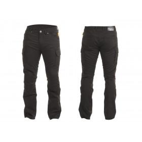 Pantalon RST Aramid Cargo textile été noir taille L homme