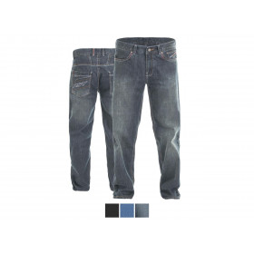 Pantalon RST Aramid Vintage II textile été bleu taille L SL homme