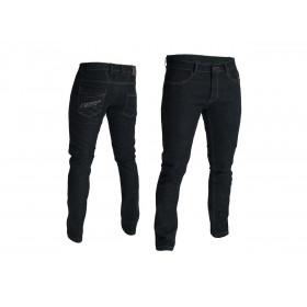 Pantalon RST Aramid CE textile été straight leg noir taille L homme
