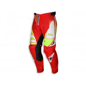 Pantalon UFO Sequence rouge/jaune taille 56