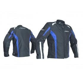 Veste RST Rider CE textile toutes saisons bleu taille 3XL homme