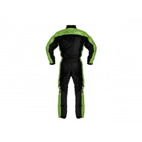 Combinaison RST Waterproof jaune fluo taille M homme