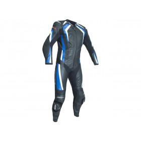 Combinaison RST R-18 CE cuir été bleu taille M homme