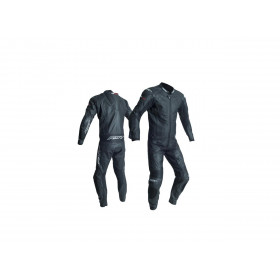 Combinaison RST R-18 CE cuir été noir taille L homme