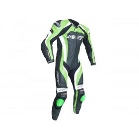 Combinaison RST TracTech Evo 3 CE cuir été vert taille 3XL homme