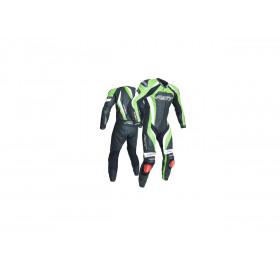 Combinaison RST TracTech Evo 3 CE cuir été vert taille XL homme