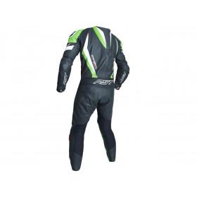 Combinaison RST TracTech Evo 3 CE cuir été vert taille L homme