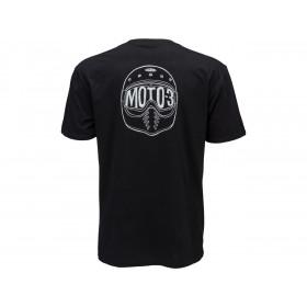 T-Shirt BELL Moto 3 noir taille XXL