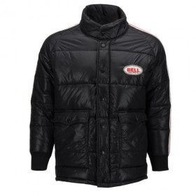 Veste BELL Classic Puffy noir taille M