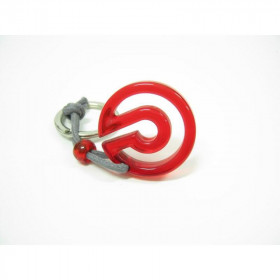 Porte-clés brembo logo
