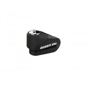 Bloque disque OXFORD Quartz XD6 Ø6mm noir