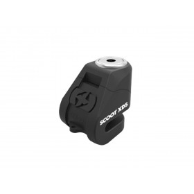 Bloque disque OXFORD Scoot XD5 Ø5mm noir