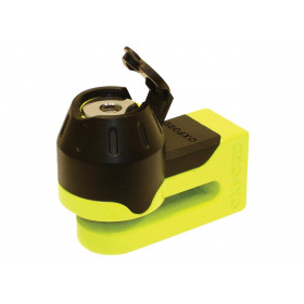 Bloque disque OXFORD Mini T Ø5,5mm jaune