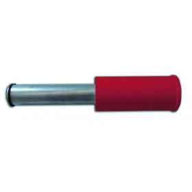 Broche de béquille mononbras BIHR BY LV8  Ø42mm aluminium + nylon
