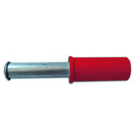 Broche de béquille mononbras BIHR BY LV8  Ø40mm aluminium + nylon