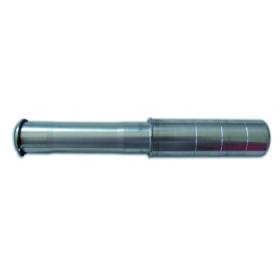 Broche de béquille mononbras BIHR BY LV8  Ø30mm aluminium