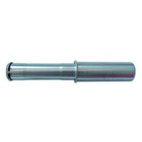 Broche de béquille mononbras BIHR BY LV8  Ø29,7mm aluminium