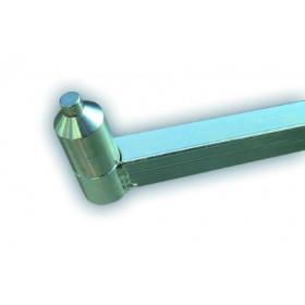 Adapateur conique BIHR BY LV8 Ø12/30mm pour béquille avant sous té de fourche 89105006