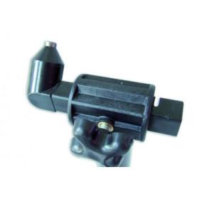 Supports asymétrique standard BIHR BY LV8 pour béquille avant 89105047BK/89105047R