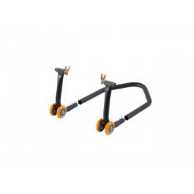 """Béquille arrière démontable LIGHTECH support """"V"""" 4 roues"""