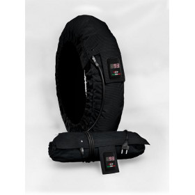 Couvertures chauffantes CAPIT Suprema Vision noir taille M/XL