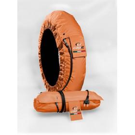 Couvertures chauffantes CAPIT Suprema Spina orange taille M/L